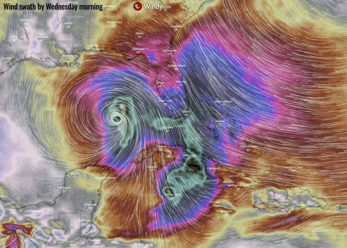 storm-eta-florida-hurricane-season-wind-swath