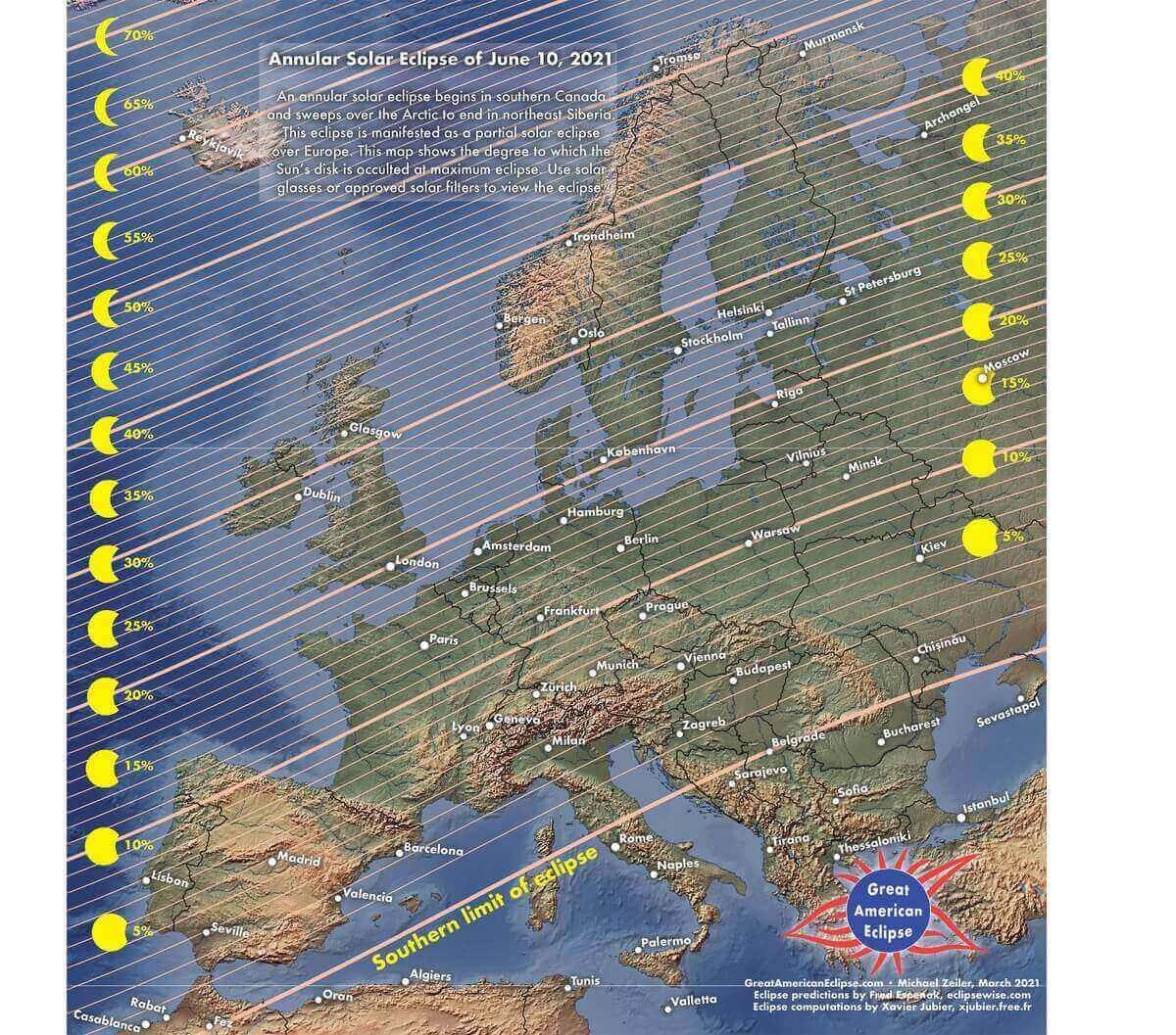 annular-solar-eclipse-2021-europe