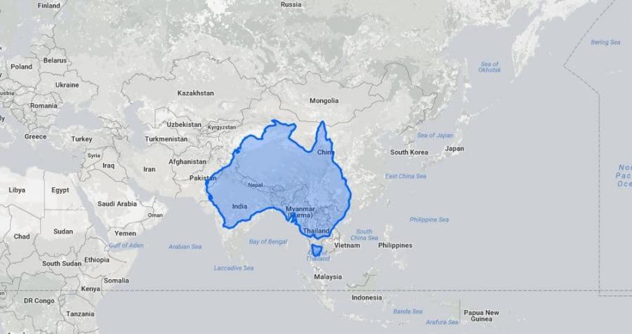 Australia-Asia