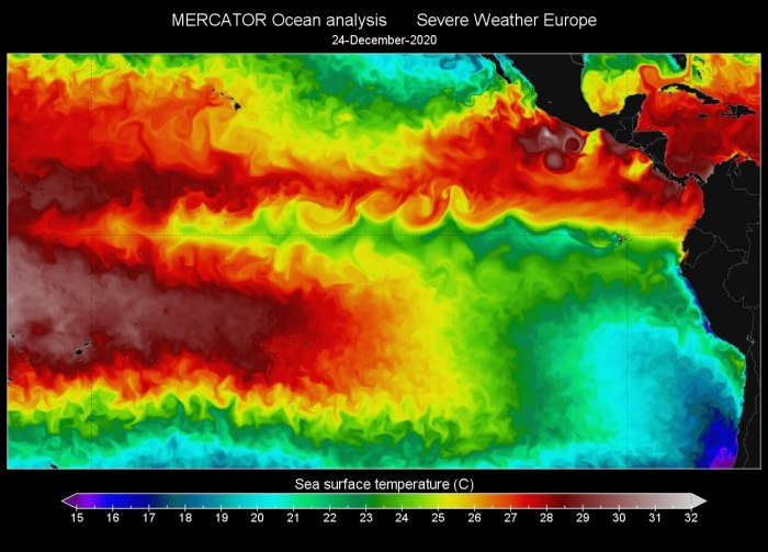 ENSO-tropical-ocean-temperature-december-2020-weather-forecast