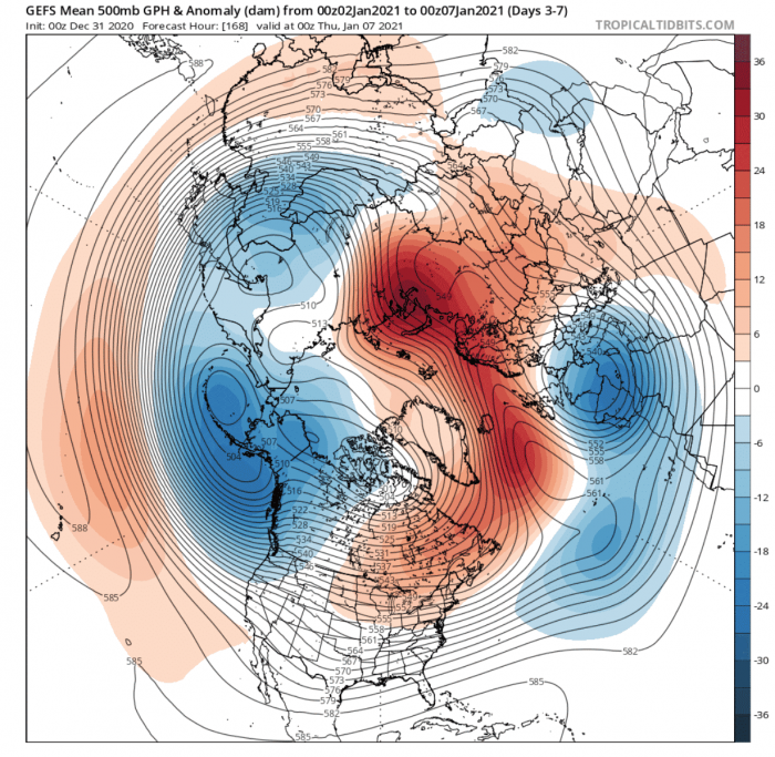 January-2021-weather-forecast-week-1-pressure-pattern-united-states-europe