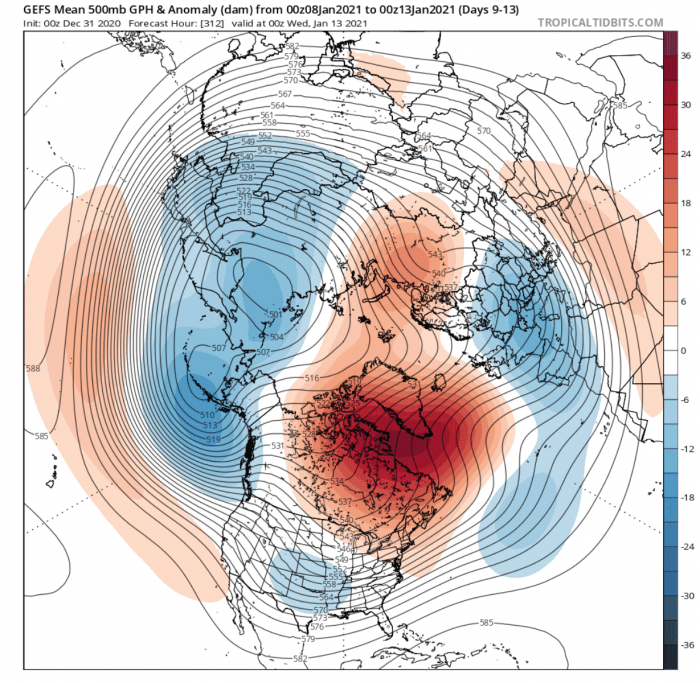 January-2021-weather-forecast-week-2-pressure-pattern-united-states-europe
