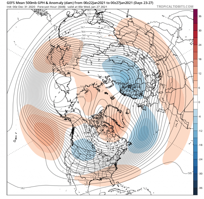 January-2021-weather-forecast-week-4-pressure-pattern-united-states-europe