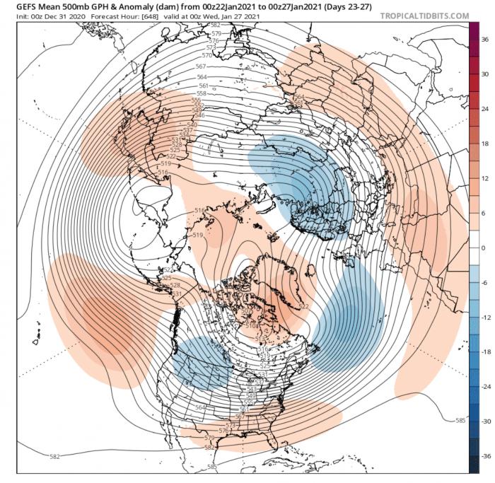 January-2021-weather-forecast-week-4-pressure-pattern-united-states-europe