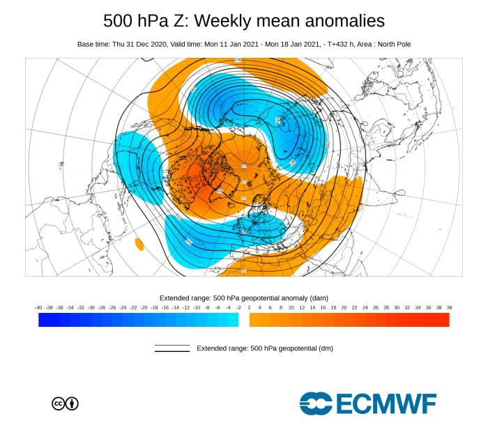 January-2021-weather-forecaste-cmwf-week-2-pressure-pattern-united-states-europe