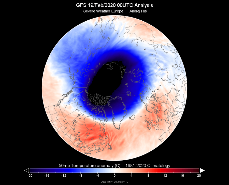 Temperature_isobaric_in_GFS_Global_0p5deg4_20200219_0000-1