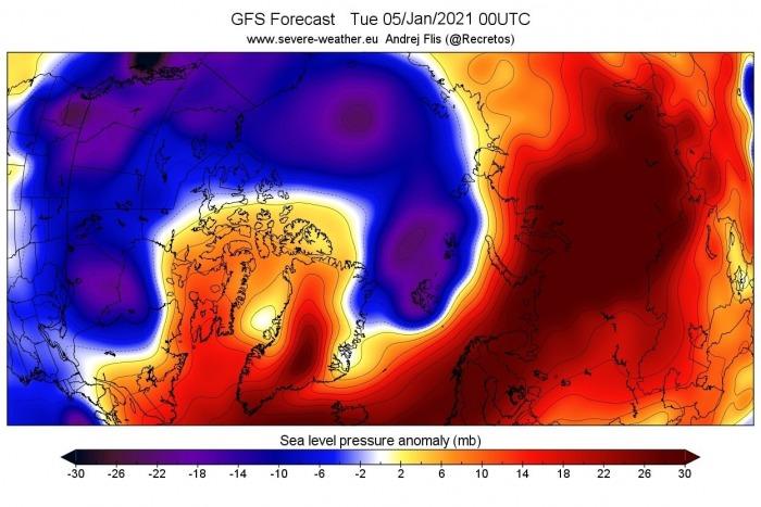arctic-circle-sea-level-pressure-anomaly-january-winter-2021