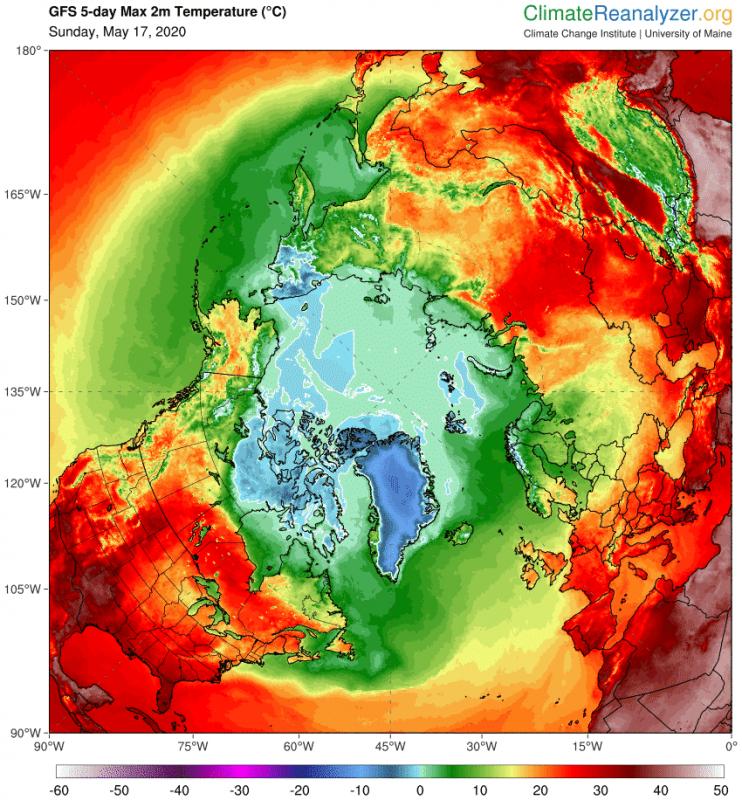 arctic-maximum-temperatures