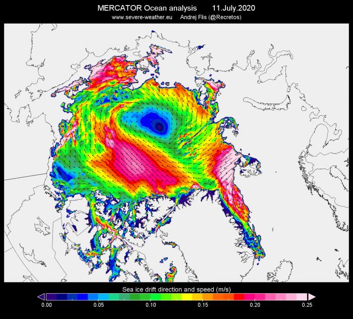 arctic-sea-ice-drift-speed-july-2020