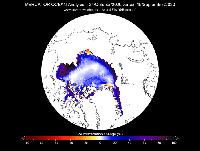 arctic-sea-ice-winter-2020-2021-jet-stream-united-states-europe-concentration-change