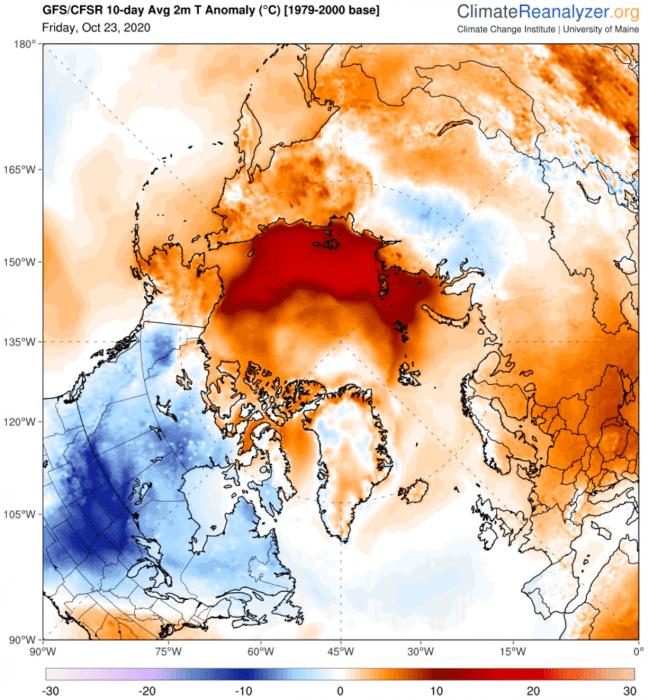 arctic-sea-ice-winter-2020-2021-jet-stream-united-states-europe-temperature-forecast