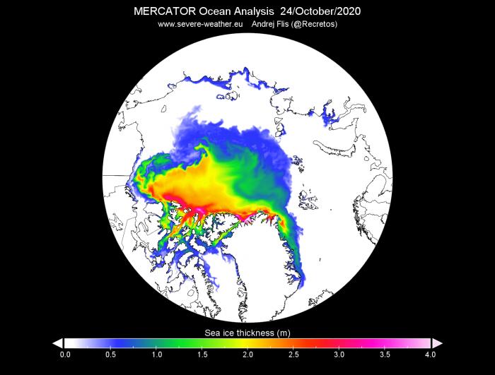 arctic-sea-ice-winter-2020-2021-jet-stream-united-states-europe-thickness-analysis
