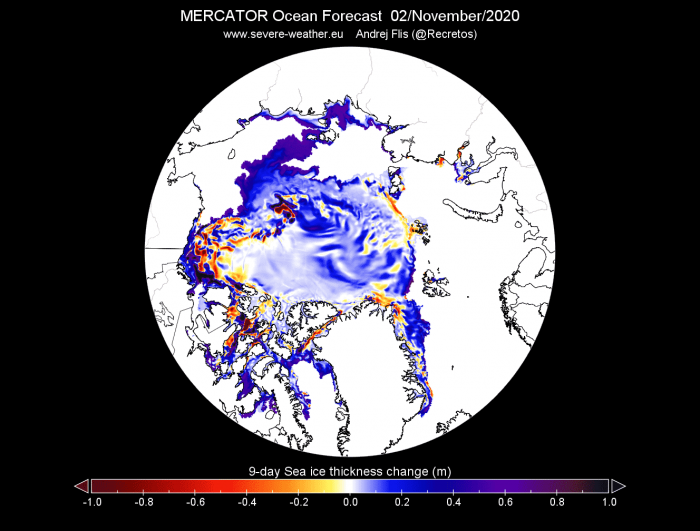 arctic-sea-ice-winter-2020-2021-jet-stream-united-states-europe-thickness-forecast