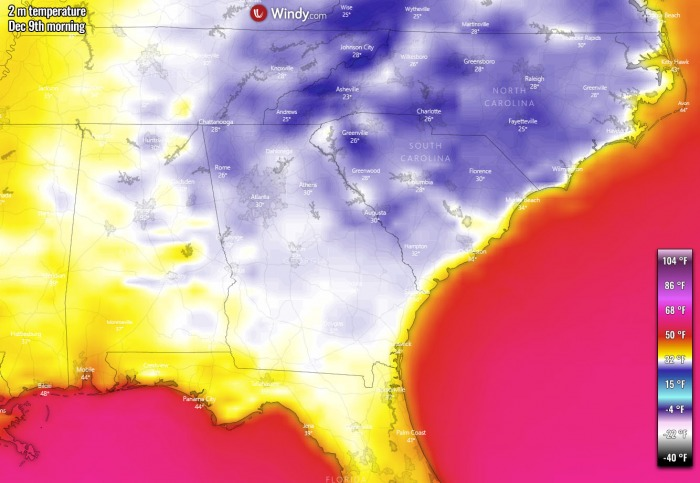 cold-blast-united-states-storm-bombogenesis-temperature-wednesday-morning