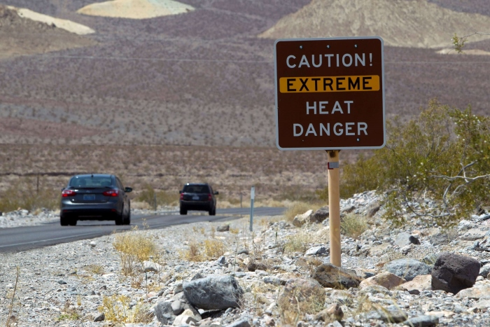 death-valley-heat-record-roadsign