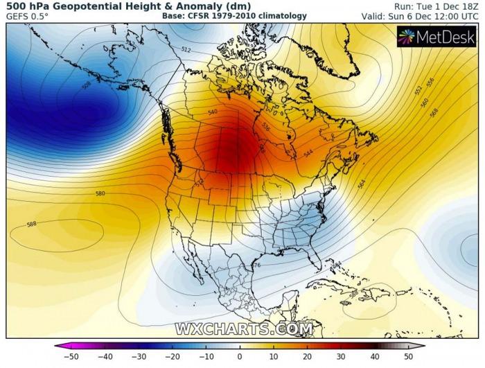 extreme-warmth-canada-north-america-pattern-sunday