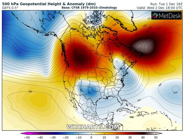 extreme-warmth-canada-north-america-pattern-wednesday