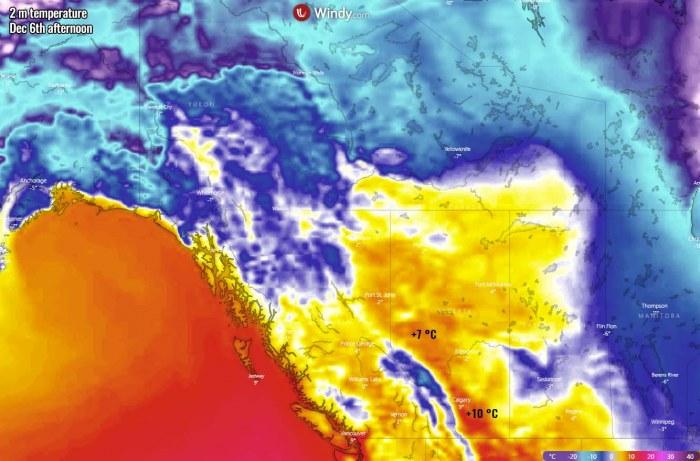 extreme-warmth-canada-north-america-sunday-maximum-temperature