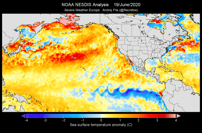 global-ocean-surface-temperature-analysis-june-2020
