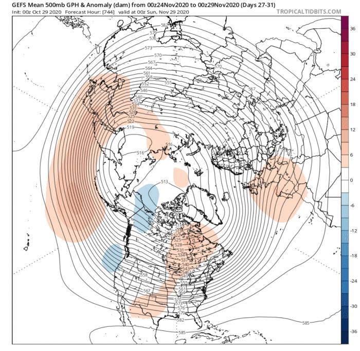 november-weather-forecast-gefs-week-4-pressure-anomaly