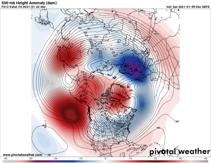 polar-vortex-splitting-weather-winter-united-states-europe-january-week-3-forecast-gefs