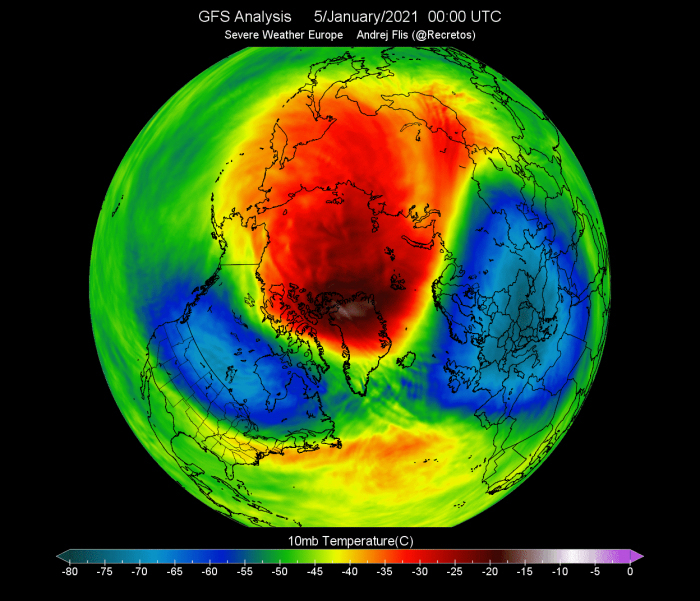 polar-vortex-splitting-weather-winter-united-states-europe-major-warming-temperature-event