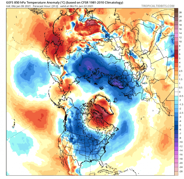 polar-vortex-splitting-weather-winter-united-states-europe-temperature-forecast-week-3-gefs