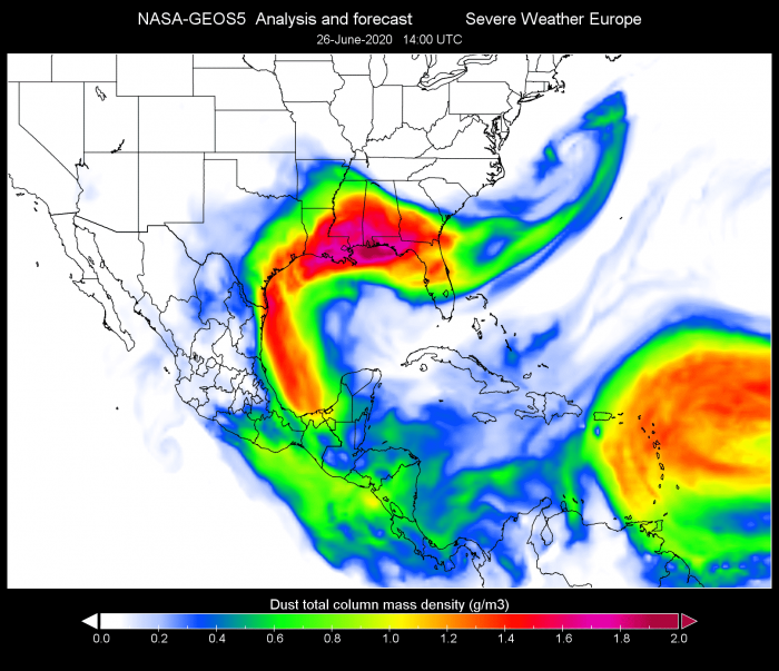 saharn-dust-cloud-usa-gulf-of-mexico-june-26