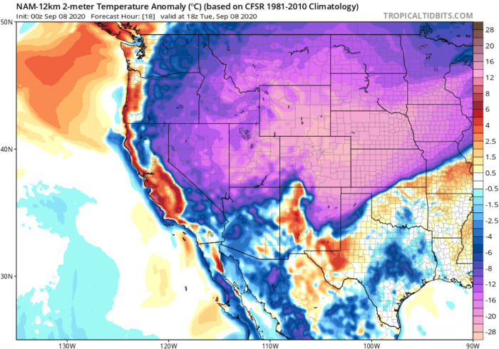 santa-ana-wildfires-temperatures-Tuesday