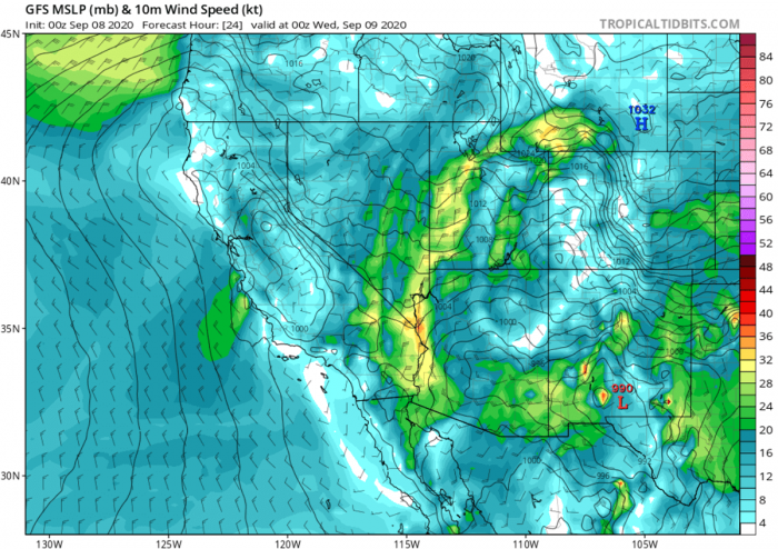 santa-ana-wildfires-winds-tuesday-evening