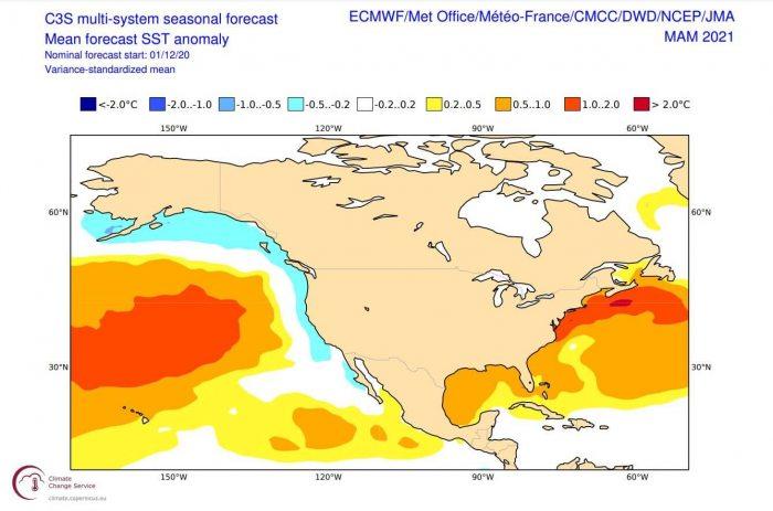 spring-2021-long-range-weather-forecast-ocean-temperature