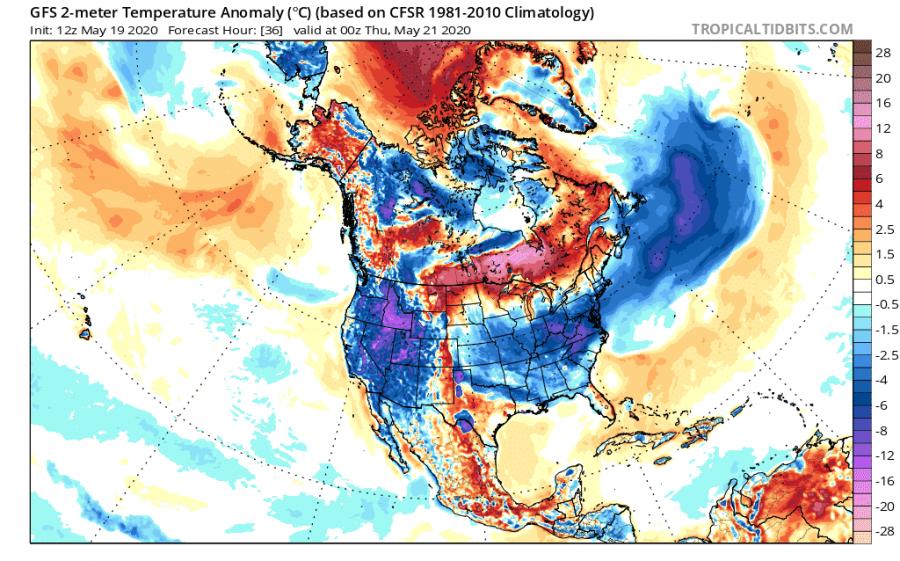 temperature-forecast-north-america-may-2020