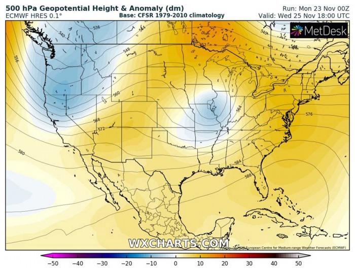 thanksgiving-weather-forecast-united-states-pattern-wednesday