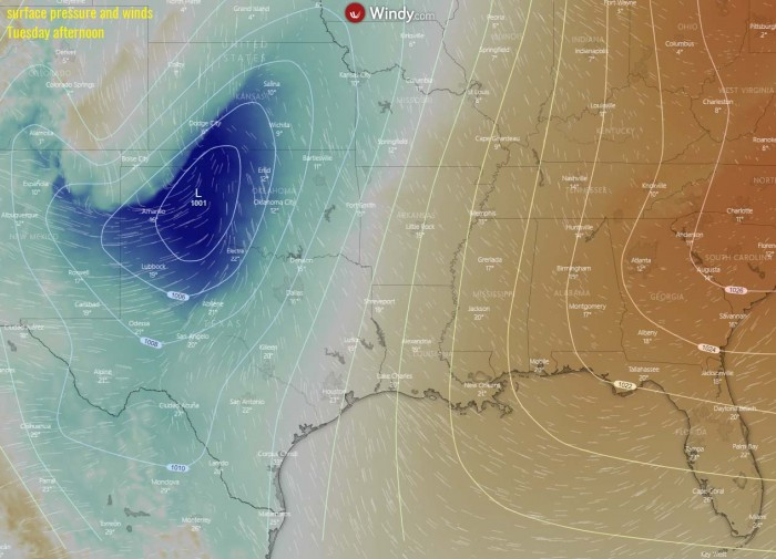 thanksgiving-weather-forecast-united-states-pressure-tuesday