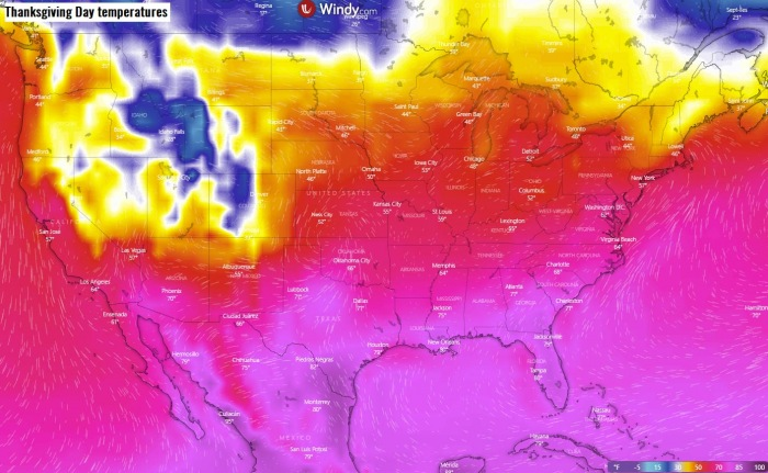 thanksgiving-weather-forecast-united-states-temperature