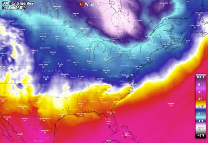 united-states-east-coast-snowstorm-ice-storm-temperature-tuesday-morning