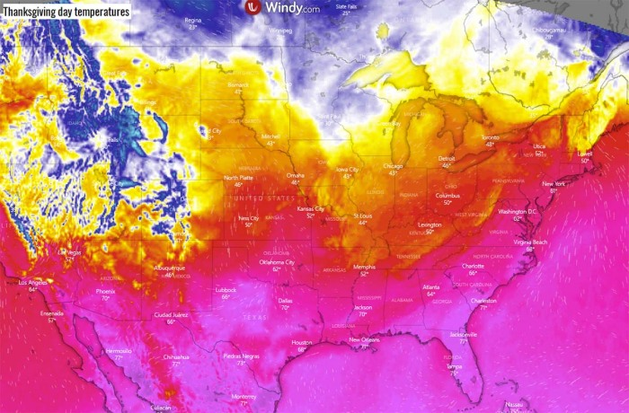 united-states-weather-thanksgiving-temperature