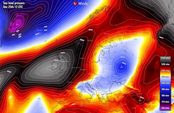 white-christmas-forecast-cold-outbreak-europe-pressure-friday