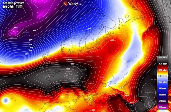 white-christmas-forecast-cold-outbreak-europe-pressure-saturday