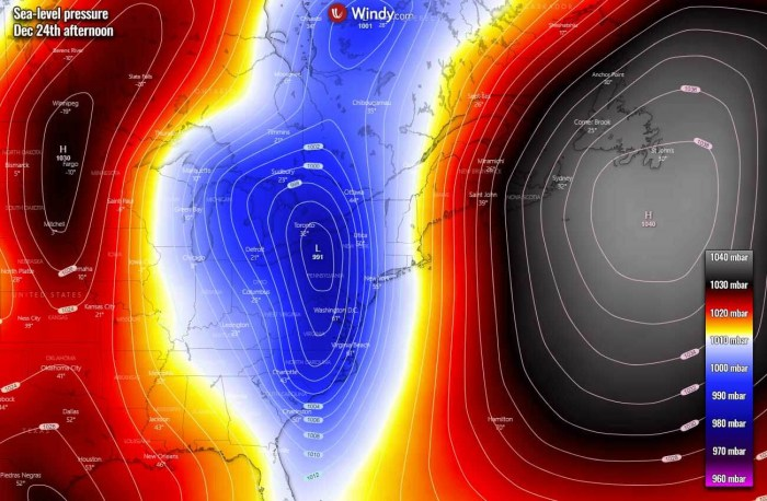 white-christmas-forecast-cold-outbreak-pressure-thursday