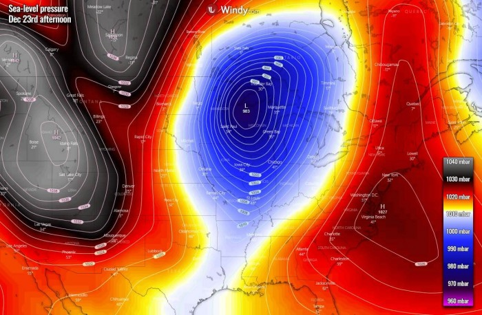 white-christmas-forecast-cold-outbreak-pressure-wednesday