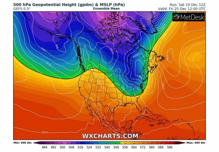 white-christmas-forecast-cold-outbreak-united-states-pattern-friday