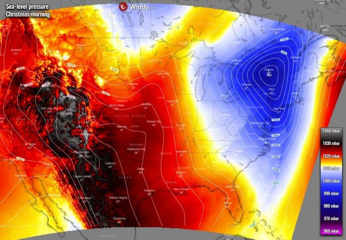 winter-storm-christmas-east-coast-pressure-morning