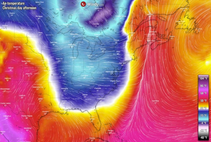 winter-storm-christmas-east-coast-temperature-afternoon