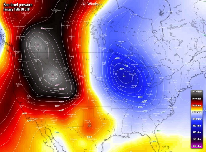 winter-storm-forecast-united-states-arctic-blast-pressure-friday