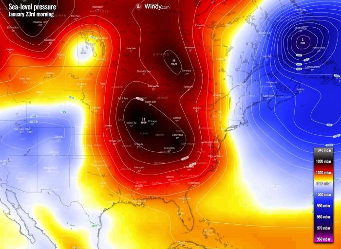 winter-storm-united-states-east-coast-pressure-saturday