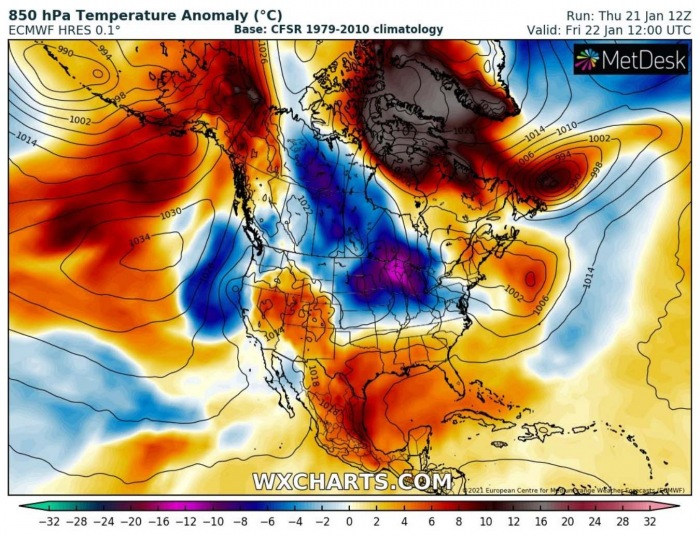 winter-storm-united-states-east-coast-temperature-friday