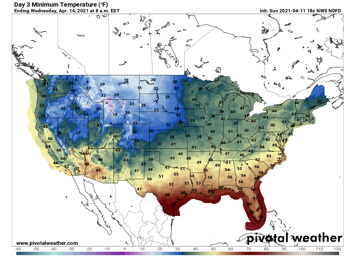 cold-arctic-blast-united-states-snow-spring-wednesday-morning-lows