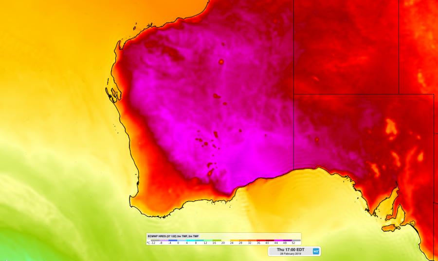 WA heat 20190228