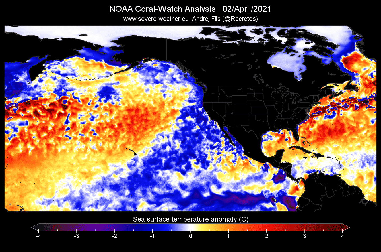 enso-north-pacific-ocean-temperature-anomaly-april-2021-united-states-canada